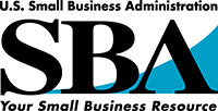 U.S. Small Business Administration logo.